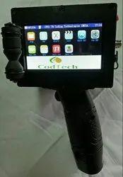 Handheld Coder For Cartons
