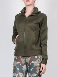 Army Green Hooded Jacket at Rs 2999 /piece | Sector-46 | Noida ...