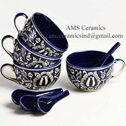 Mughal Mug and Spoon