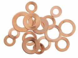 Copper Brass Circles/Ring