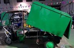 Presta Swachh Bharat Electric Garbage Van