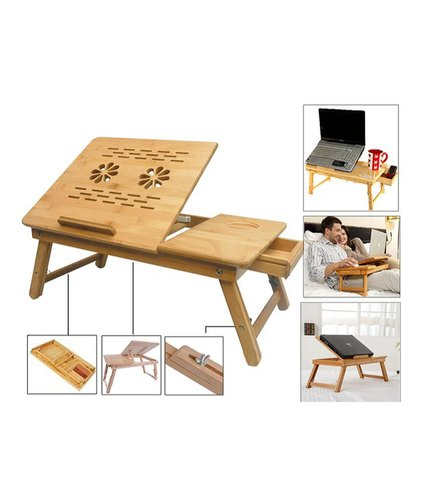Wooden Laptop Folding Table