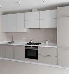Acrylic Straight Kitchen