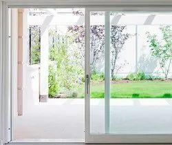 UPVC Glass Sliding Door, For Home