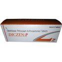 Diclofenac Potassium 50Mg Paracetamol 325Mg Tablet