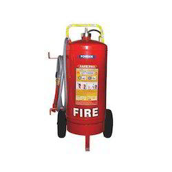 75 Kg Trolley Mounted Fire Extinguishers