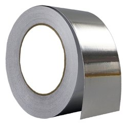 Self Adhesive Rubber Aluminum Foil Tape High Temperature Tape
