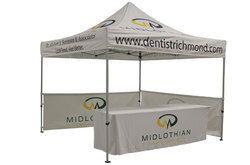 Advertising Gazebo Tents