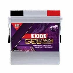 Exide Gel Magic