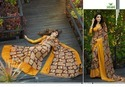 Georgette Saree Designer Satin