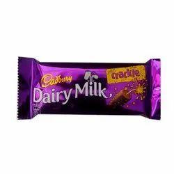 Cadbury Dairy Milk Crackle Chocolate, 36 Gram