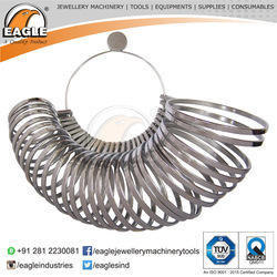 Steel Bangle Sizes (wrist Gauges) Jewelers Tool