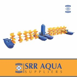 FISH FARMING PADDLE WHEEL AERATOR