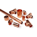 Copper Pipes and Amp Fittings