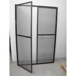 Aluminium Mosquito Net Door