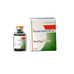 Reditux Injection (Rituximab (500mg Injection)