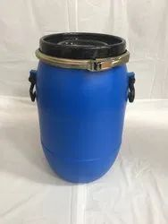 HDPE Plastic Storage Drums, Capacity: 20 to 210 Litres