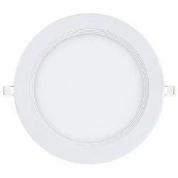 12W Round LED Panel Light