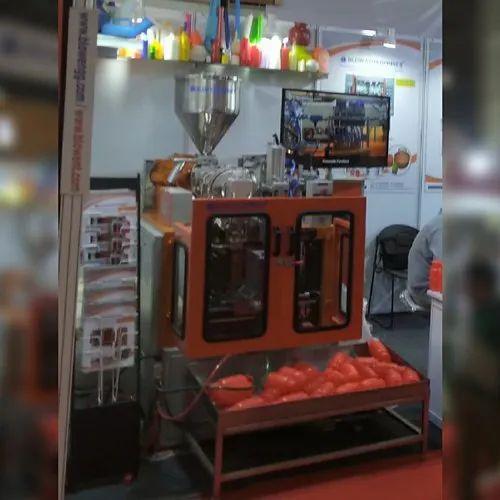500 Ml Blow Moulding Machine