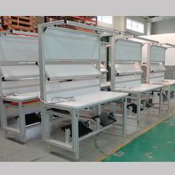 Aluminum Profile Assembly Work Table
