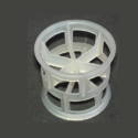 White Plastic Pall Ring
