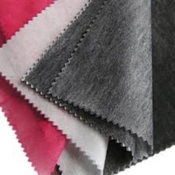 Multicolor Polyester Inter Linning Fabric