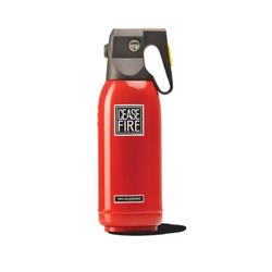 Mild Steel Ceasefire ABC Fire Extinguisher, Capacity: 2Kg