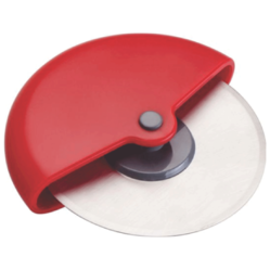 National Red Pizza Cutter