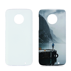Sublimation Moto G6 Plus Blank Covers