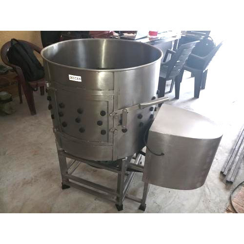 Belt Driven Chicken Defeathering Machine