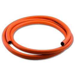 Orange Steam Rubber Hose Pipe, Packaging Type: Packet