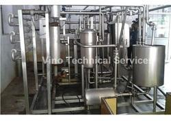 Milk Pasteurization Unit