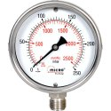 Pressure Gauge and Vacuum Gauge