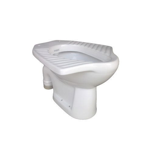 White Parryware Indian Toilet Seat Rs 1000 Piece Devaki