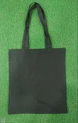 Canvas Plain Black Tote Bags