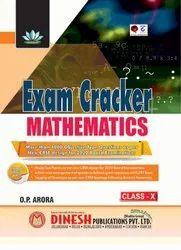 DINESH Publications' Exam Cracker MATHEMATICS Class 10
