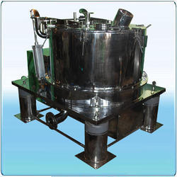 Four Point Suspend Bag Lifting Centrifuge Machine