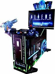 Amusement Gun Shooting Game