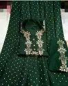 Gota Patti Dress Material