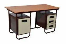 Metal Steel Office Table