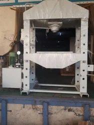 Heavy Duty Power Operated Hydraulic Press