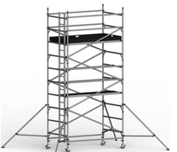 Aluminium scaffolding Work Platform