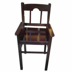Rubberwood Kids Chair