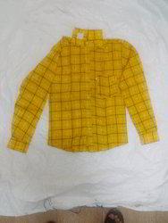 Poly Cotton Men Shirt