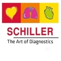 Schiller Cardiovit - CS-20 Stress Test System (TMT Machine)