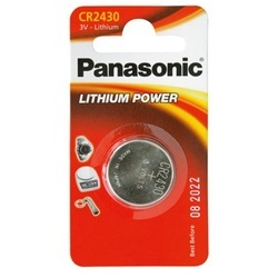 Panasonic CR2430 Lithium Battery