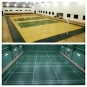 Synthetic Badminton Flooring