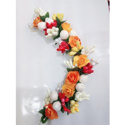Artificial Flower Juda Brooch