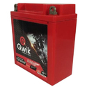 Qwik 5ah Motorcycle Battery