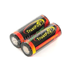 Trust Fire TF26650 5000MAh Battery